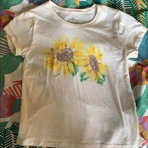 kids sunflower shirt (fits me like an adult xs)